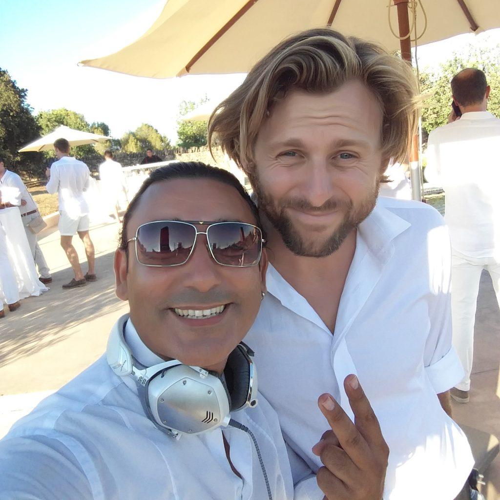 DSDS Nick Ferretti Mallorca & Tahar M.J.
